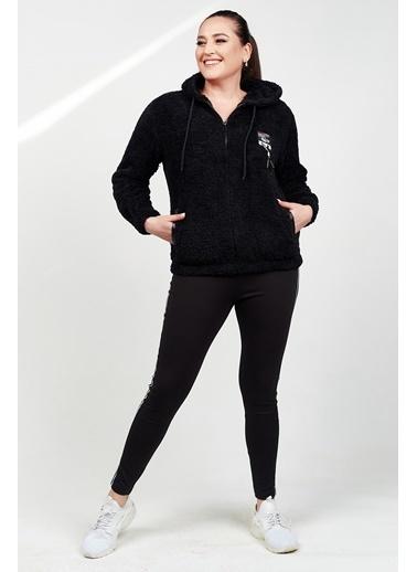 Womenice Sweatshirt Siyah